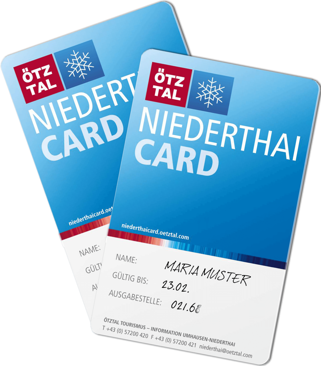 Niederthai Card
